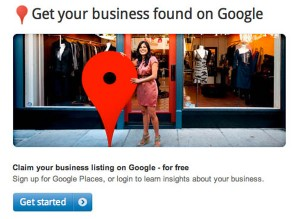 Google Local Listings Service Oakville