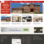 Home Renovations Website Design