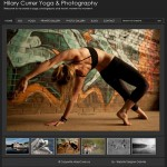 hilarycurrer-website-design
