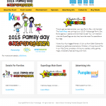 Mississauga family day website