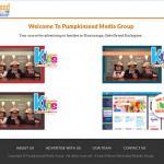 Pumpkinseed media website