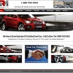 rogersmotors-website-design
