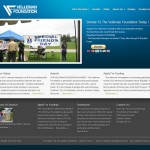 Velleman Foundation Website Design Project