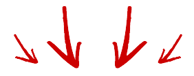 arrows pointing down