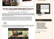 Website Re Design Case Study – Home Renovations
